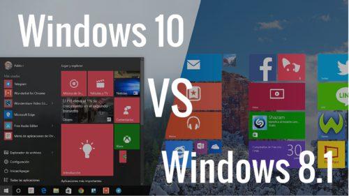 Microsoft oprește suportul pentru Windows 8.1 ca să treci la Windows 10