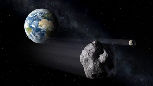 asteroid periculos pamant