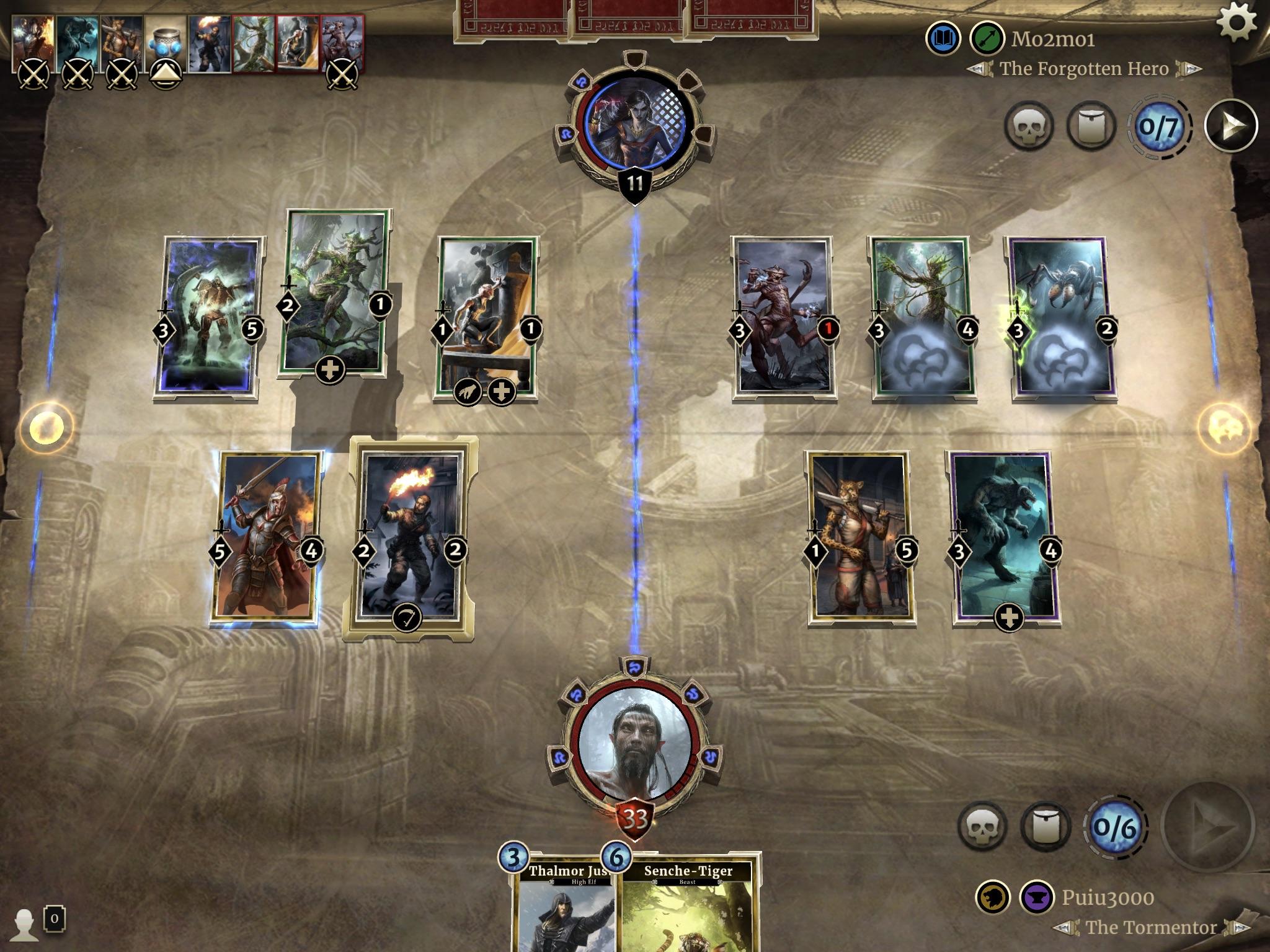 elder scrolls legends