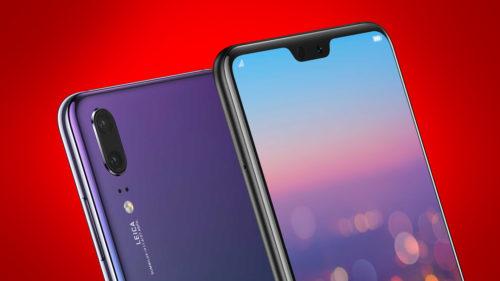 Soluția ciudată găsită de Huawei pentru a scăpa de ecranele crestate