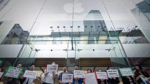 Un furnizor Apple își exploatează angajații în condiții inumane