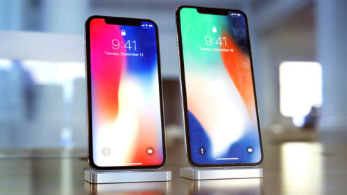Apple va renunța la OLED-urile Samsung pentru iPhone X Plus