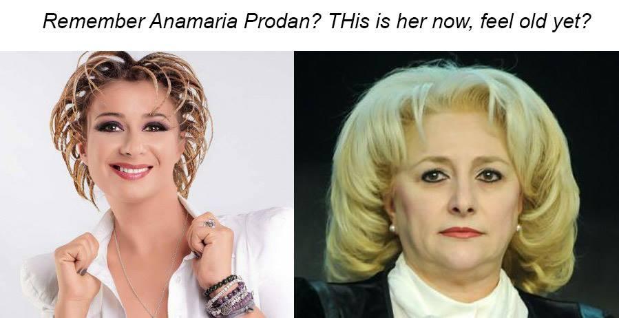 meme viorica dăncilă prim ministru românia