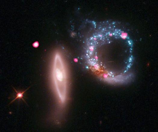raze x gaură neagră