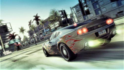 Burnout Paradise revine pe console într-o variantă remasterizată