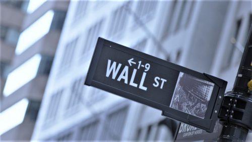 """Wall Street: """"lunea neagră"""" cu cea mai mare scădere"""