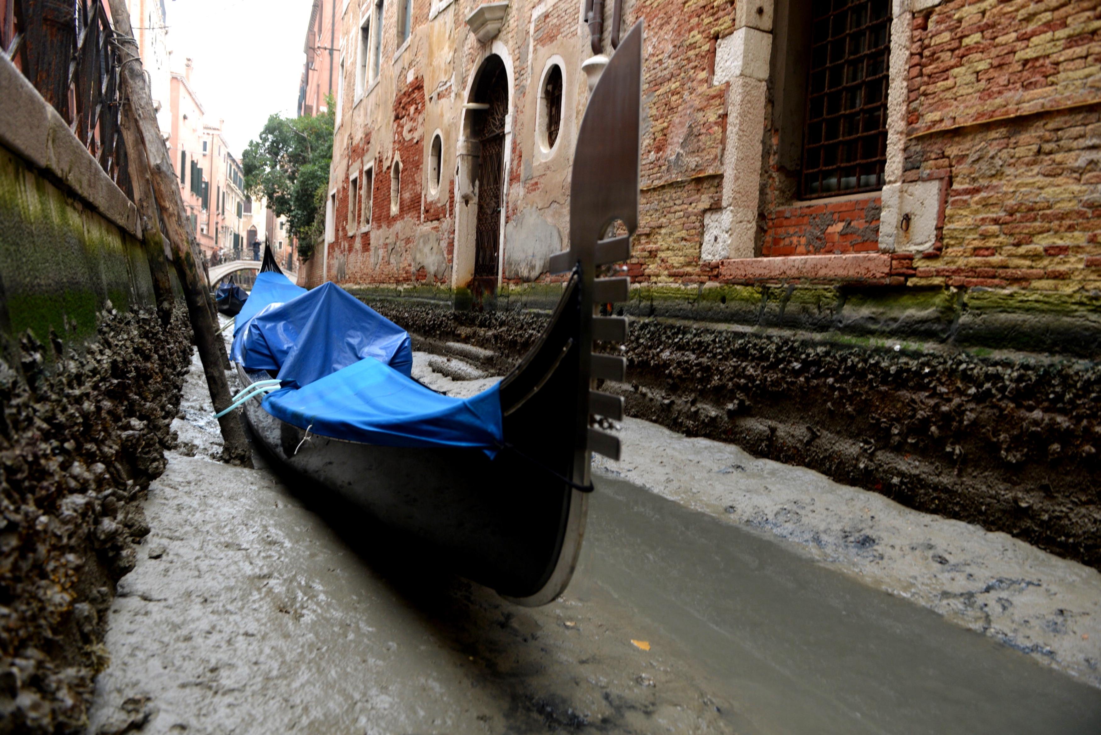 Canale Venetia secate
