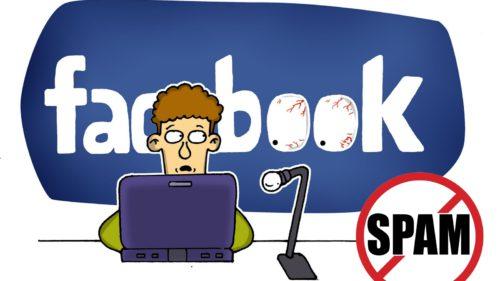 Autentificarea în doi pași pe Facebook vine la pachet cu spam supărător