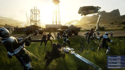 Demo-ul de Final Fantasy XV te lasă să testezi pe PC cel mai mediatizat joc al momentului