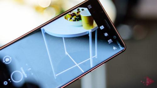 Nokia 9 ar putea avea senzor de amprentă pe ecran