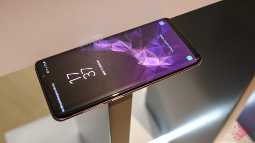 Samsung Galaxy S9 S9 Plus PREVIEW-10