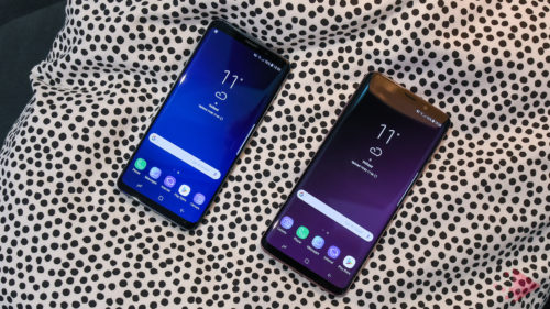 Samsung Galaxy S9 va fi livrat și cu aplicații inutile de la Yahoo