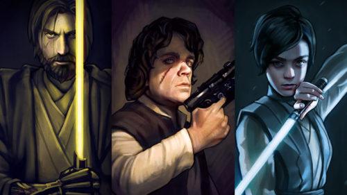Creatorii Game of Thrones, responsabili de Star Wars: oficialii Disney au făcut anunțul