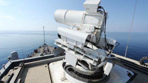 Arma laser pe care America o va folosi ca să vâneze drone și nu numai