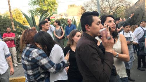 Cutremur în Mexic: seismul masiv care a zdruncinat America de Sud