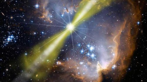 Cea mai veche hipernova are o treime din vârsta Universului