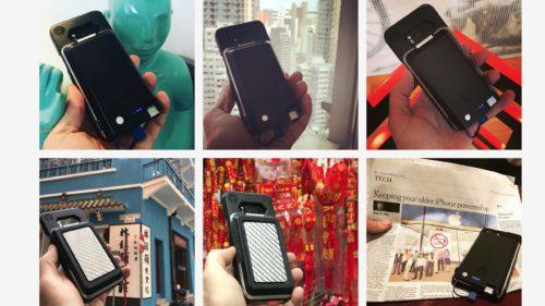 iPhone modular: o nouă carcasă îți transformă telefonul în super smartphone