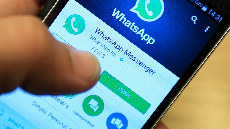 instalare whatsapp
