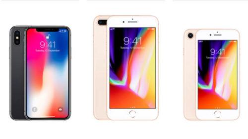 iPhone 8 și iPhone X nu riscă să încetinească din cauza bateriei slabe