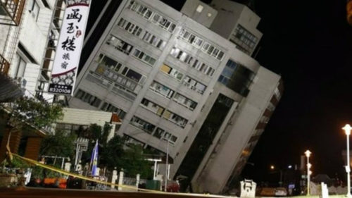 Cutremur în Taiwan: pagubele uriașe ale seismului