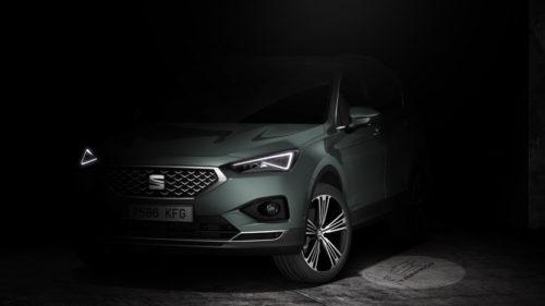Seat Tarraco e noul SUV spațios pregătit de companie pentru 2018