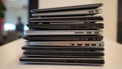 Apple urcă în topul mondial al producătorilor de laptopuri