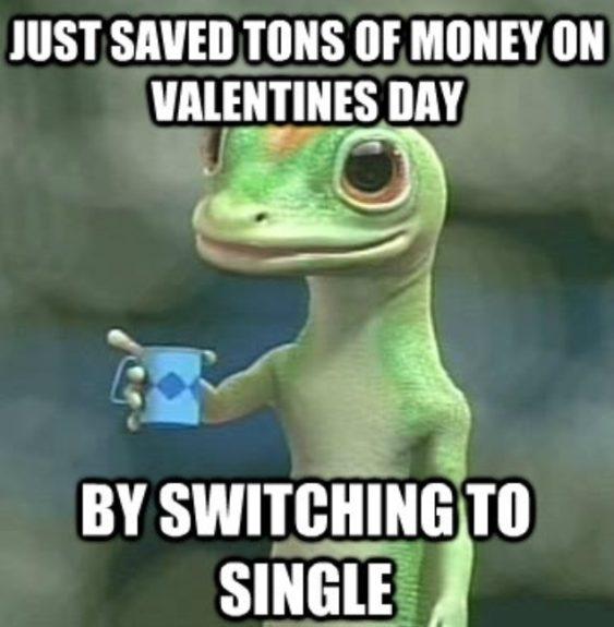 valentine's day salariu