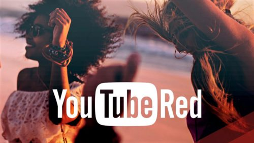 youtube red romania