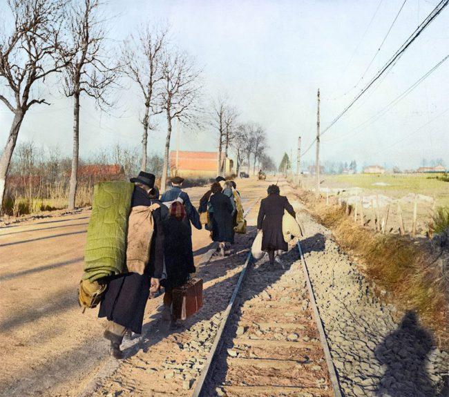 refugiati europa siria