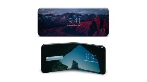 Un iPhone flexibil ar putea fi lansat în următorii doi ani