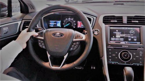 Probleme la Ford: peste 100.000 de mașini, rechemate din cauza centurilor