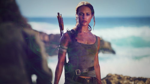 Tomb Raider Lara Croft film
