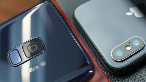 Telefoane chinezești replică la iPhone X și Samsung Galaxy S9