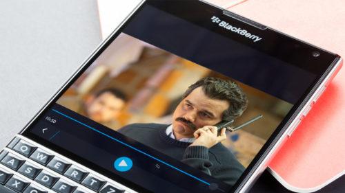 Telefoanele BlackBerry modificate, esențiale pentru traficanții de droguri