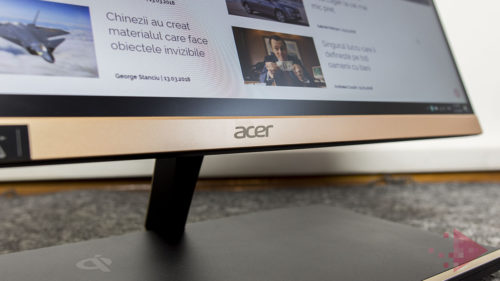 <span class='highlight-word'>TEST</span> Acer Aspire S24 – All-in-one pentru un birou minimalist