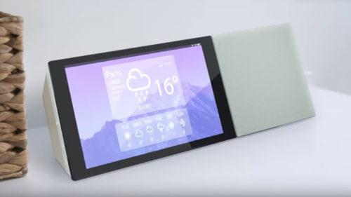 Google Assistant ajunge pe prima boxă inteligentă cu ecran