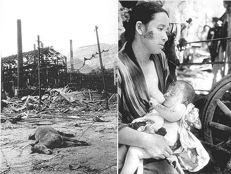 bombe atomice hiroshima nagasaki