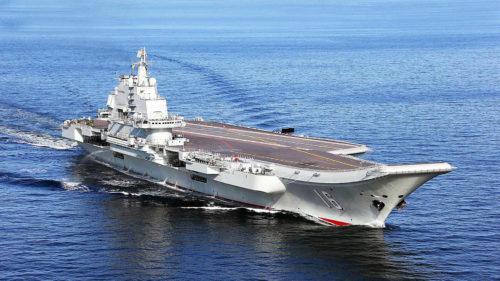 Chinezii au dezvăluit din greșeală navele de război ale viitorului