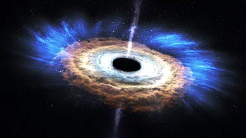 Teoria lui Stephen Hawking despre găurile negre