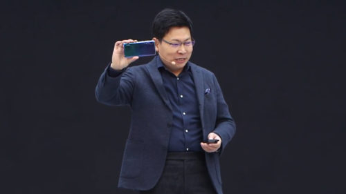 Huawei P20, oficial: camera de 40 megapixeli are scor record