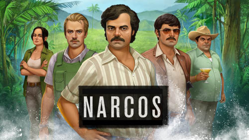 Jocul oficial Narcos te va lăsa cu gura căscată