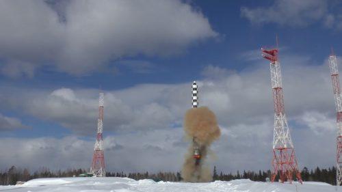 Racheta despre care Rusia spune că poate lovi oricând America