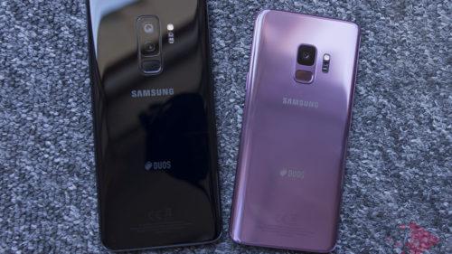 Samsung recunoaște că S9 se vinde mai slab decât ar trebui