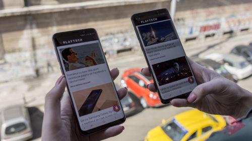Samsung rezolvă o problemă cu Galaxy S9, dar ar putea fi prea târziu