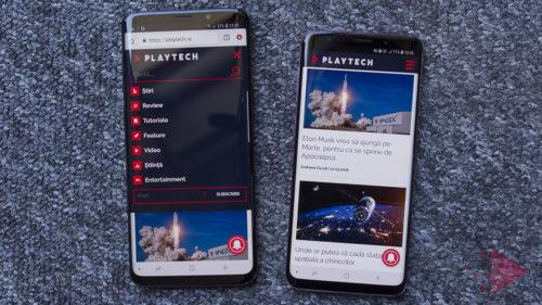 Samsung Galaxy S9 și S9 Plus au probleme cu ecranele