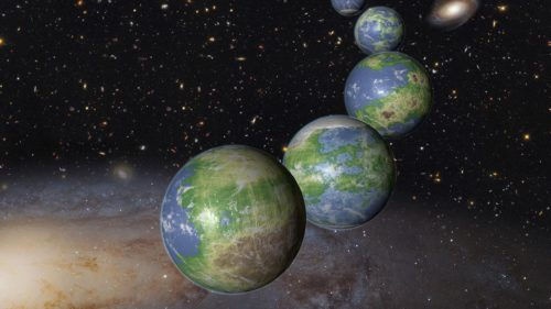 Trei planete Super-Pământ au fost descoperite în apropierea Terrei