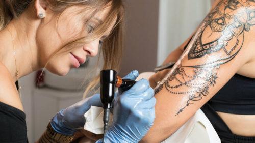 tatuaje biosensibile