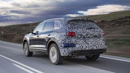 Cum va arăta Volkswagen Touareg, SUV-ul care va fi lansat la Beijing
