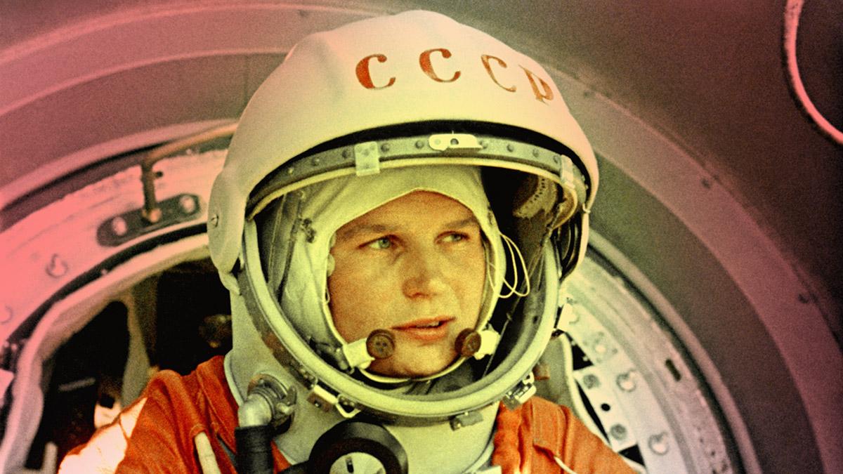 valentina tereșkova prima femeie în spațiu cosmonaut