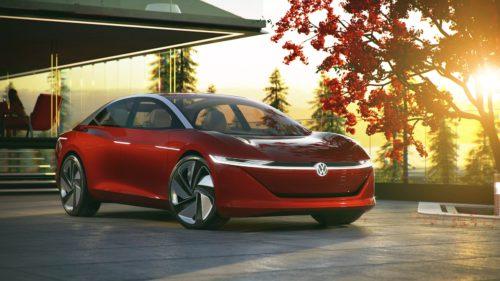 Un prototip futurist de la Volkswagen are o dată de lansare oficială